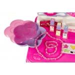 iMex Toys Detský toaletný stolík s otočným zrkadlom