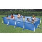 Intex Frame Pool Set Family bez filtrace 450 x 220 x 84 cm 28273NP