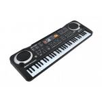 ISO 4687 Elektronické klávesy 61 kláves